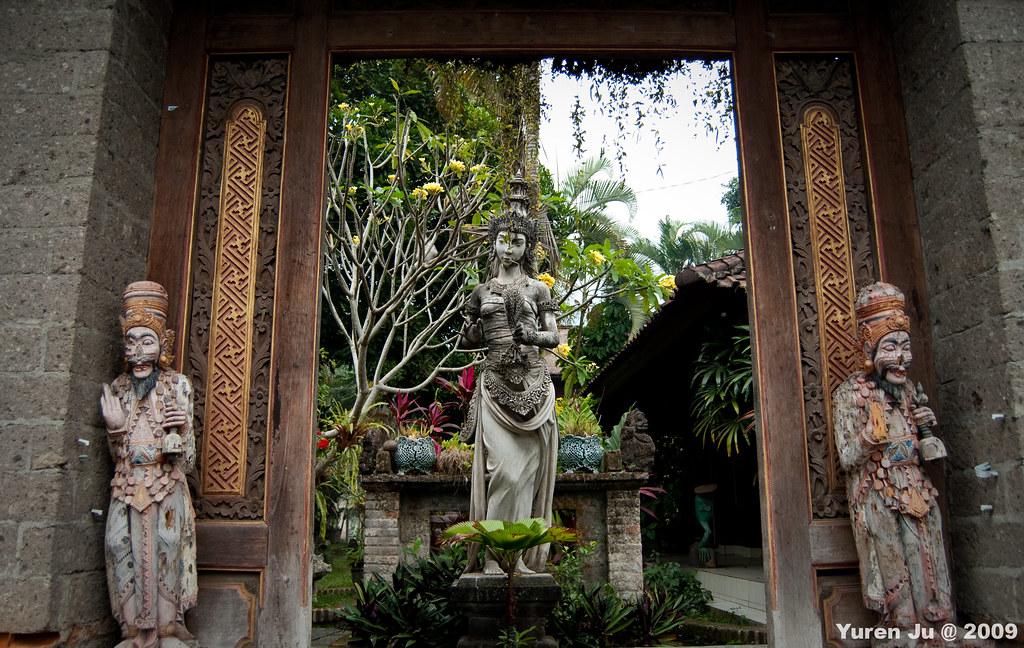 峇里島很多這麼美麗的住家/民宿/Villa