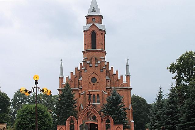 Kernavės Švč. Mergelės Marijos Škaplierinės bažnyčia
