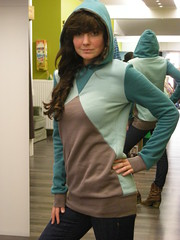 Cyroline Flensburg Herbst/                          Sweatshirt Elmira (cyroline_flensburg) Tags: mirror hoodie herbst fresh jersey sweatshirt muster mdchen kaputze cyroline cyrostyle kaputzenshirt