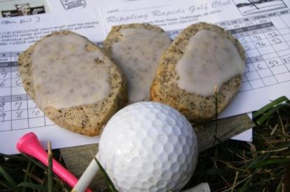 My Arnold Palmer Shortbread Cookies