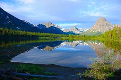 Morning at Two Medicine (Phil's Pixels) Tags: mountains reflections montana lakes explore glacierpark mywinners abigfave platinumheartaward natureandnothingelse