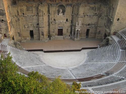 Anfiteatro romano de Orange, França