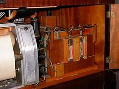Orgues de Barbarie08-Bastringue à rouleau perforé  de chez Amelotti à Nice (Geher) Tags: france radio de son musée sound museums orgues yonne enregistrement barbarie cylindres tournedisques stfargeau limonaires magnétophones