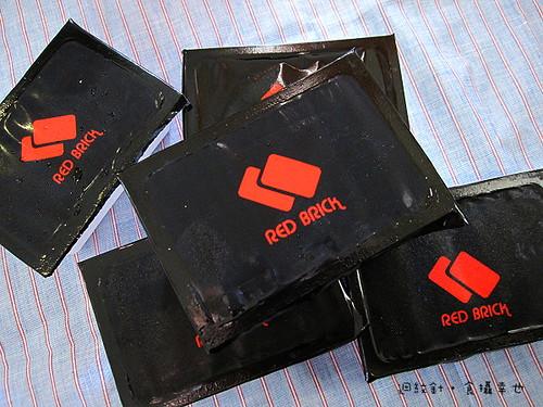 紅磚布丁包裝