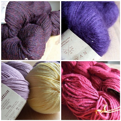 Berry Yarn