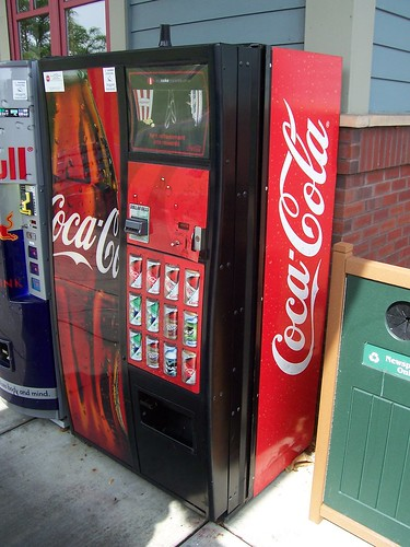 coca cola vending machine case study analysis