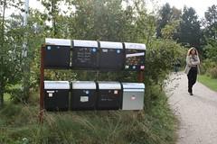 Mailboxes II (Alda Kalda) Tags: climatechange ecovillage dyssekilde think2