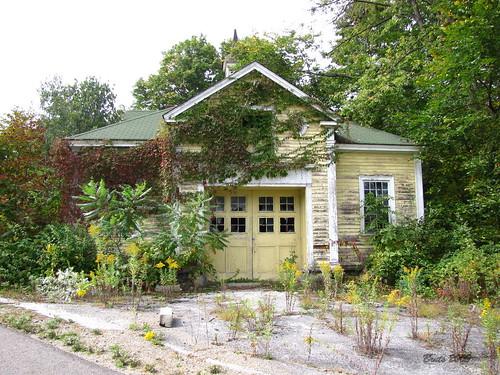 Abandoned Horse House