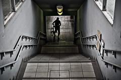 italian hero [Commuters] (Luca Napoli [lucanapoli.altervista.org]) Tags: street milan lumix candid milano urbanjungle commuters reportage pendolari milanouelw stazionegaribaldi mm2garibaldi lx3 lumixaward panasoniclx3 impattozero lucanapoli lx3street commuterloneliness