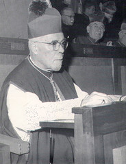 Bishop Apollinaris Baumgartner