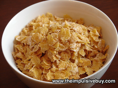 Kellogg's Frosted Flakes with Fiber, Less Sugar Naked