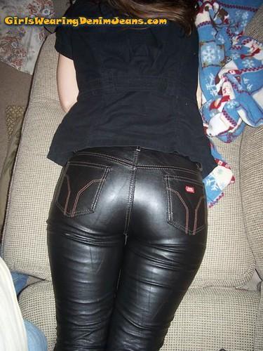 Ass In Jean 118