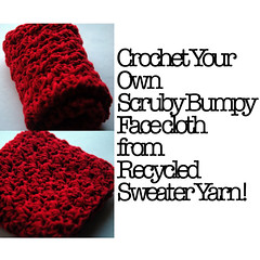 Scrubby Bumpy FaceCloth Kit!