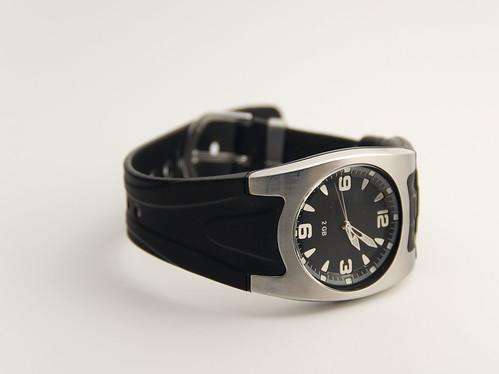 Light Box Watch