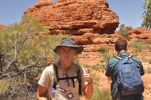 The Rock Tour - Kings Canyon