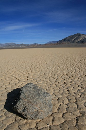 Racetrack in Death Valley