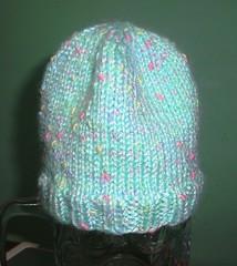 Preemie hat #1
