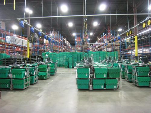 Coborn's Delivers Warehouse Tour