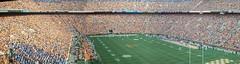 100,000 + people attended (courtneysmilestoo) Tags: football vols utknoxville