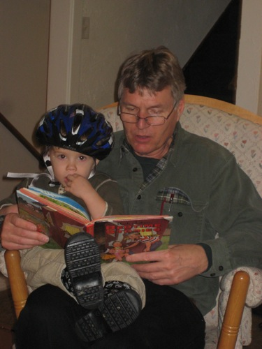 Storytime with Papa