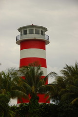 Port Lucaya Lighthouse