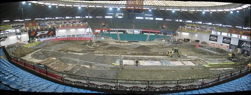 Genoa Indoor Enduro Track