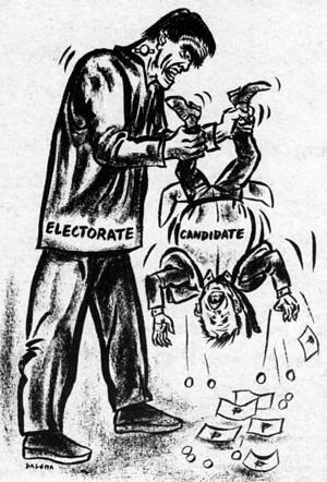 frankenstein electorate
