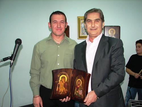 Νίκος Αμοιρίδης (πρόεδρος πολιτιστικού συλλόγου
