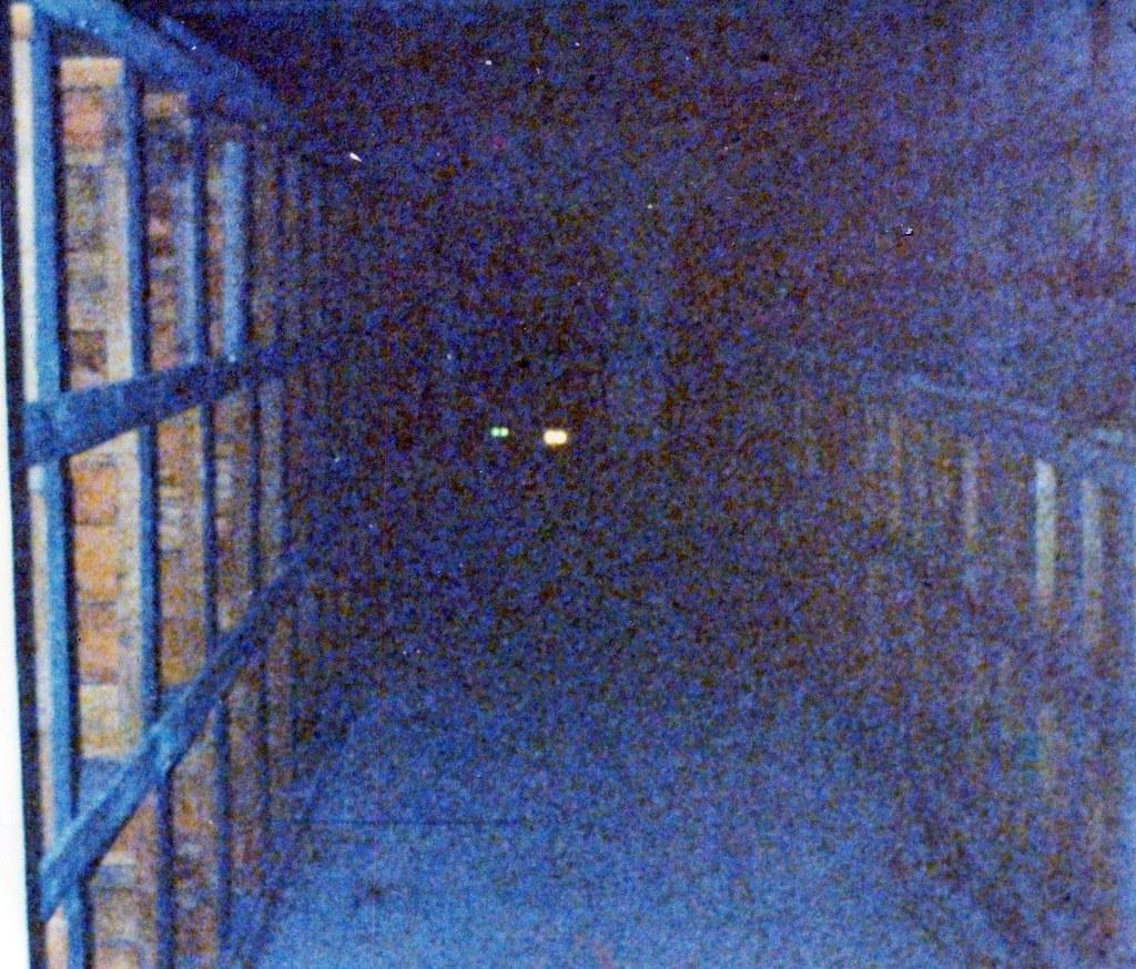Mortar Battery Tunnel, 1981