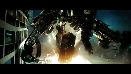 Transformers 2 Constructicon Terex RH400 rueda gigante