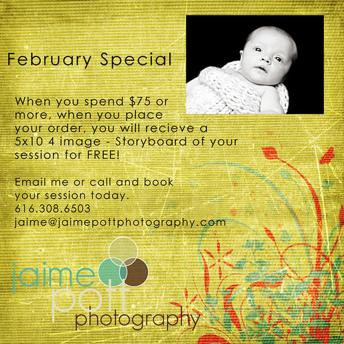 February's Special