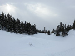 hiking in the snow (girolame) Tags: mountain snow montagne landscape neige vercors p6000