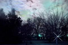 Cotton Candy Night (deepintheforestcat) Tags: midnight stormclouds starfilter moonlitlandscape starrynightsky theskytheme cottoncandynight