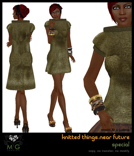 [MG fashion] knitted things collection.near future (special)