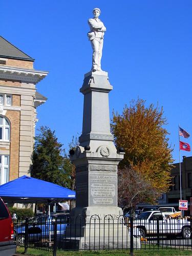 Sam Davis Statue