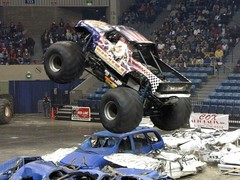 Monster Truck Show by tink tracy on Flickr