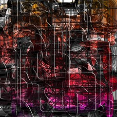 last-train-home (artyfishal44) Tags: abstract digital outsiderart photoshop70 lasttrainhome awardtree artyfishal44 musicsbest