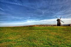 Windmill in Marina