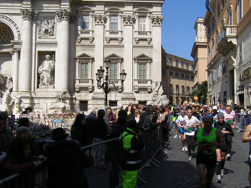 Running by Trevi