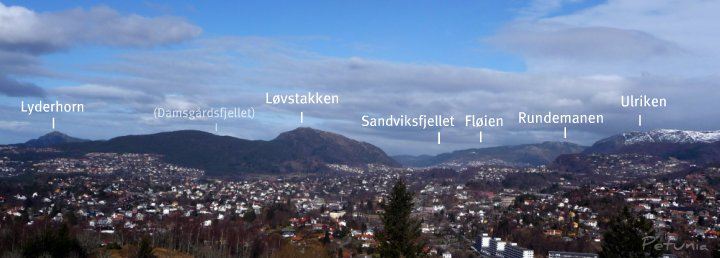 De syv fjell 2