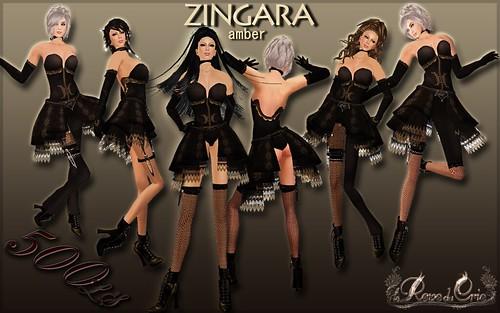 ::RC:: ZINGARA <amber>