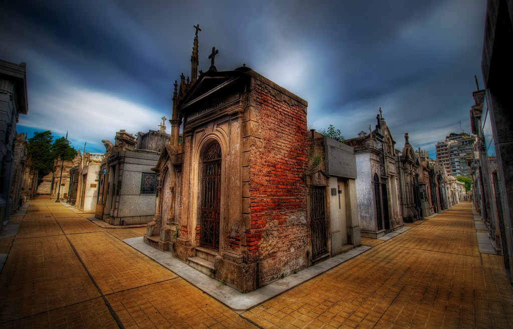 Argentina's City of the Dead