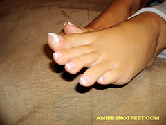 1 (my hot feet) Tags: hot feet foot toes toe barefoot barefeet pedicure nailpolish toenails footfetish amiee sexyfeet footlover amieeshotfeet