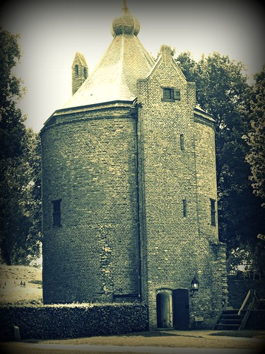 Loevestein Gunpowder tower