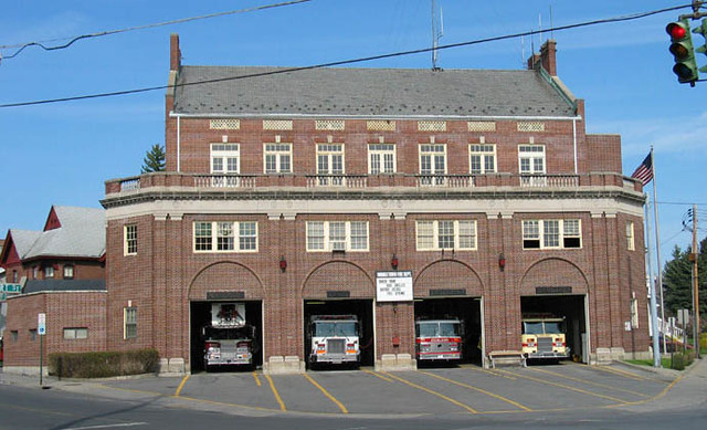 Middletown,NY Central Fire Station