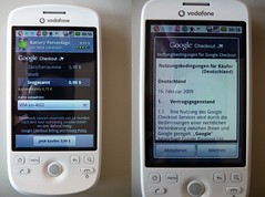 Google Checkout im Android Market