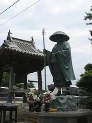 大師像(地蔵寺)