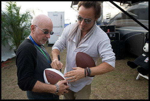 Bruce Springsteen - Diario de la Super Bowl 07