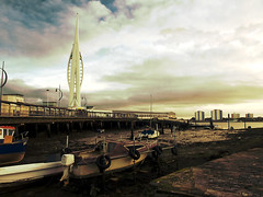 portsmouth harbour (greensatsuma) Tags: olympus e410 olympuse410
