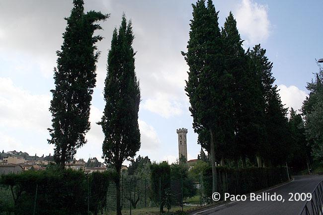 Un paseo por Fiesole. © Paco Bellido, 2009